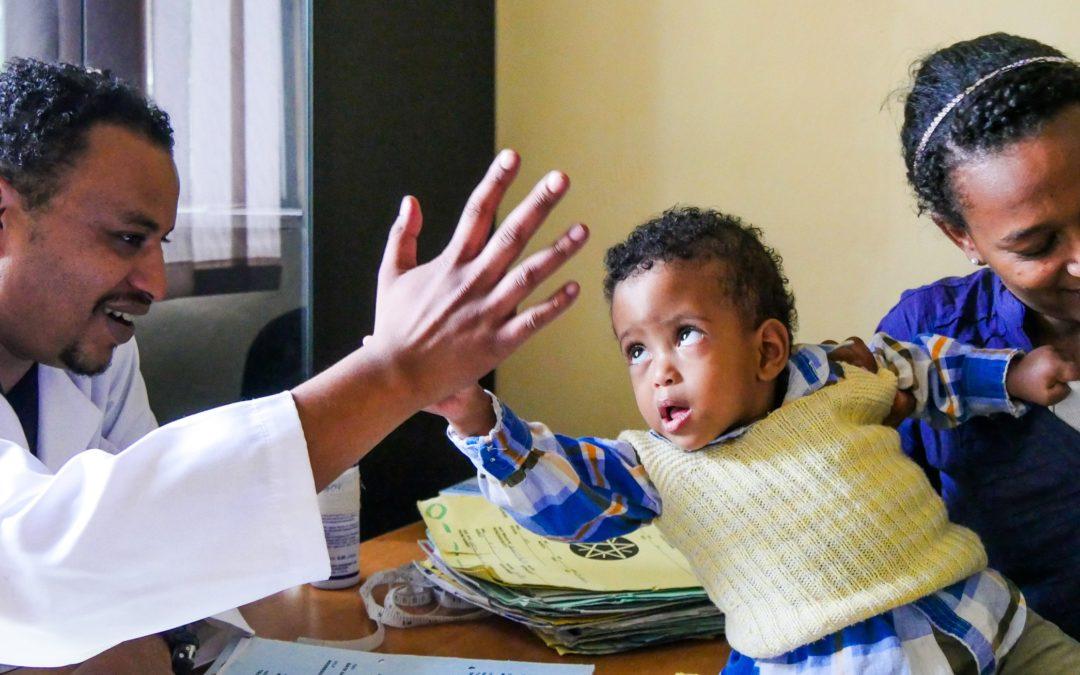 Direct Relief: Public health Article